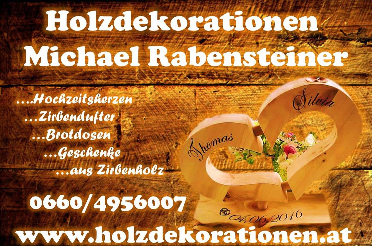 Logo_Holz dekoration Rabensteiner